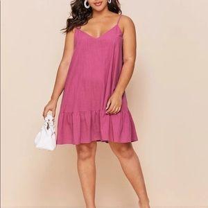🆕Super Cute Pink Summer Dress